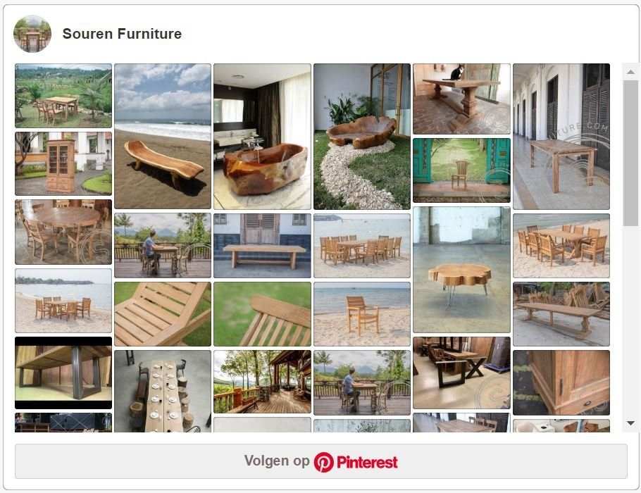 Souren Furniture op Pinterest!