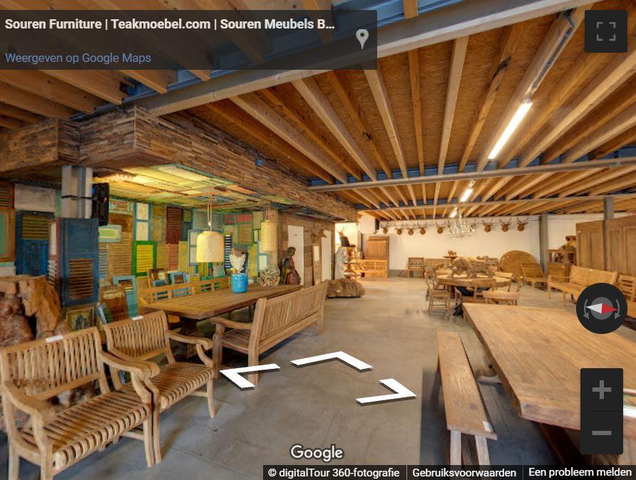 Google Street View 360 Tour